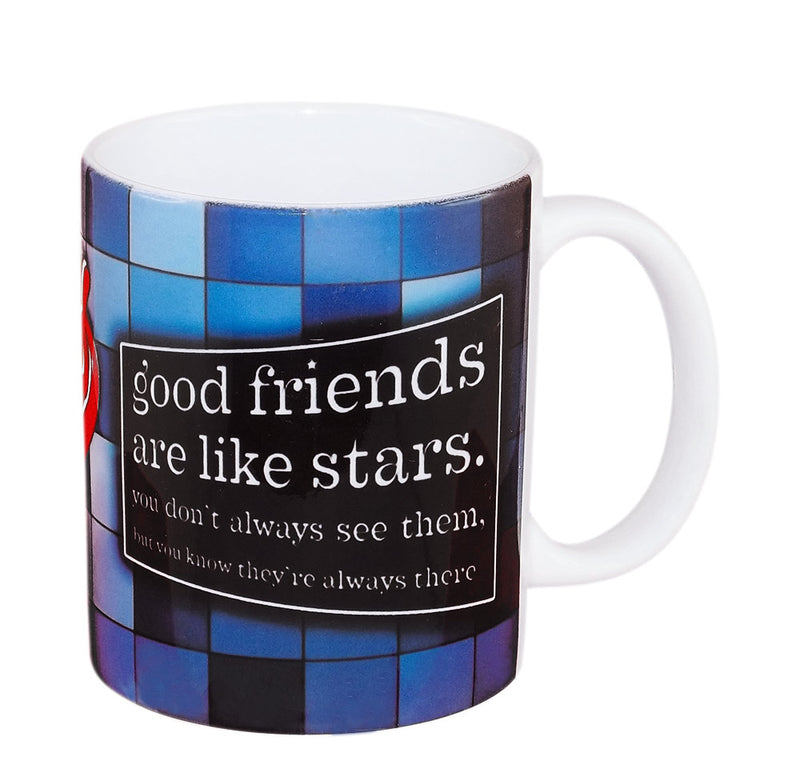 Dear Friends Tea Coffee Ceramic Mug