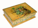 On Nature's Lap-Painted Wooden Box