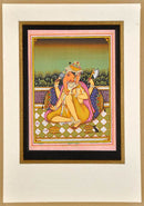 """Lord Vinayak"" Miniature Painting"
