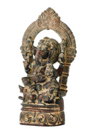 Antiquated Seated Lord Vinayak