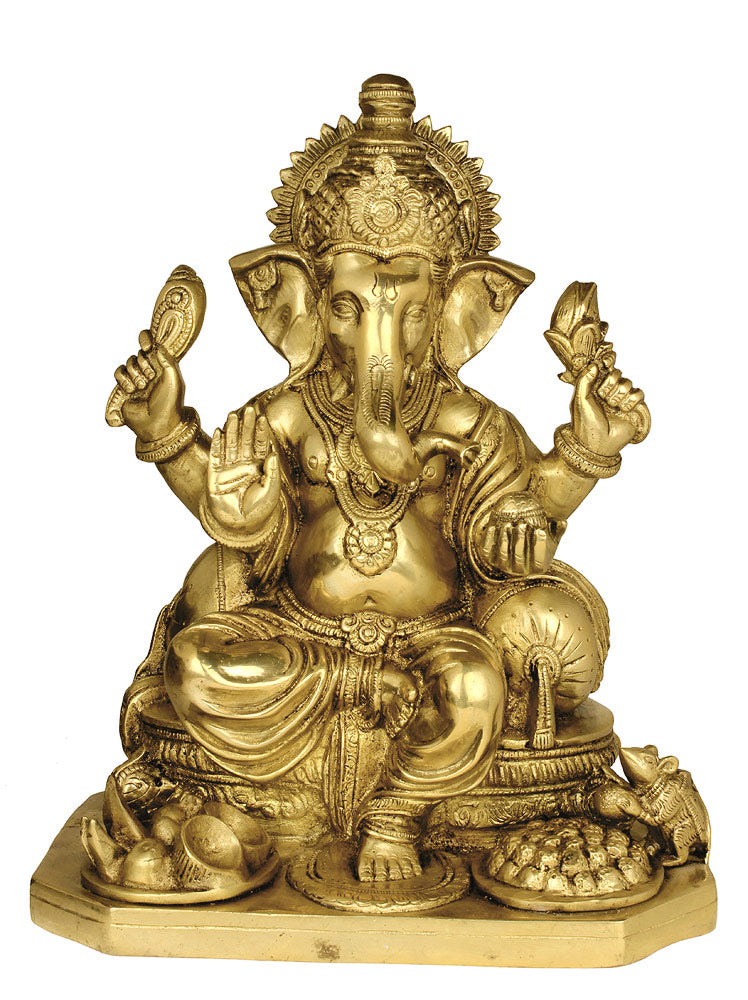 Ganesha Hindu Elephant God of Success