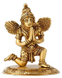 'Mighty Garuda' Brass Statue