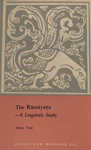 The Ramayana: A Linguistic Study