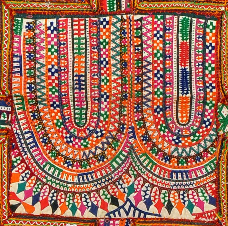 Rebari Wall Hanging From Kutchi Village