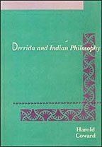 Derrida and Indian Philosophy [Hardcover] Harold Coward