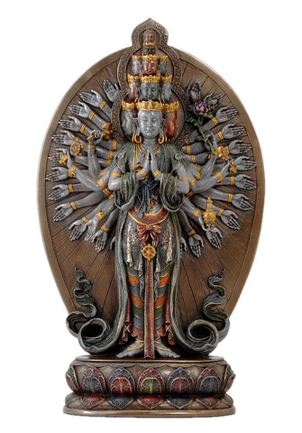 Avolokiteshwara Thousand Hand God