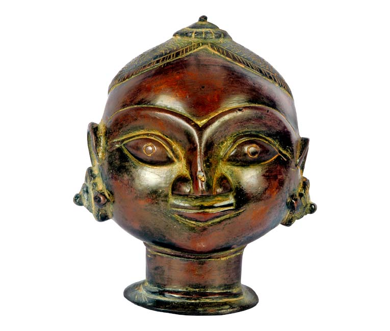 Head of Goddess Gauri-Small Size Statue