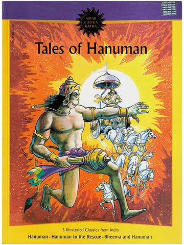 Tale of Hanuaman - Paperback Comic Book