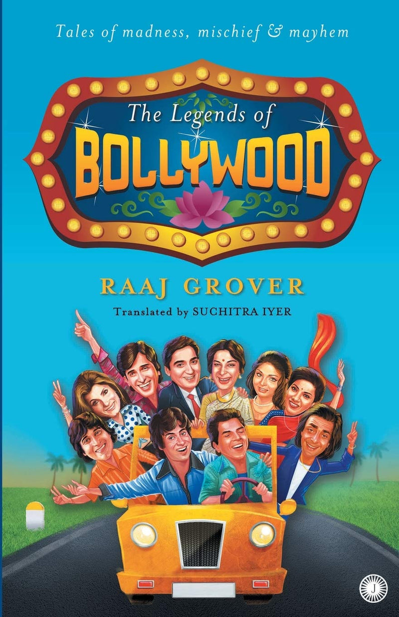The Legends of Bollywood Paperback