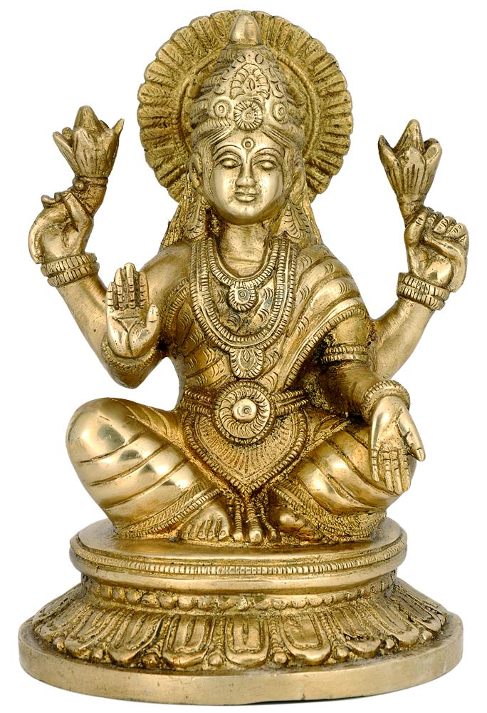 'Devi Laxmi' Goddess of Wealth