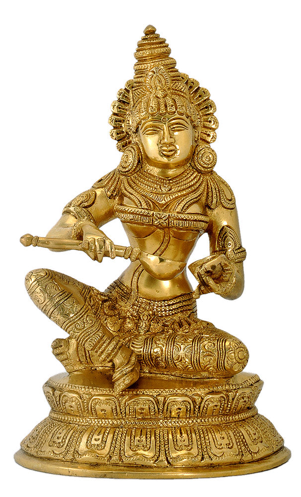 Goddess Annapurna - The Giver of Food and Nourishment