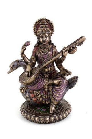 Saraswati - High Finish Sculpture