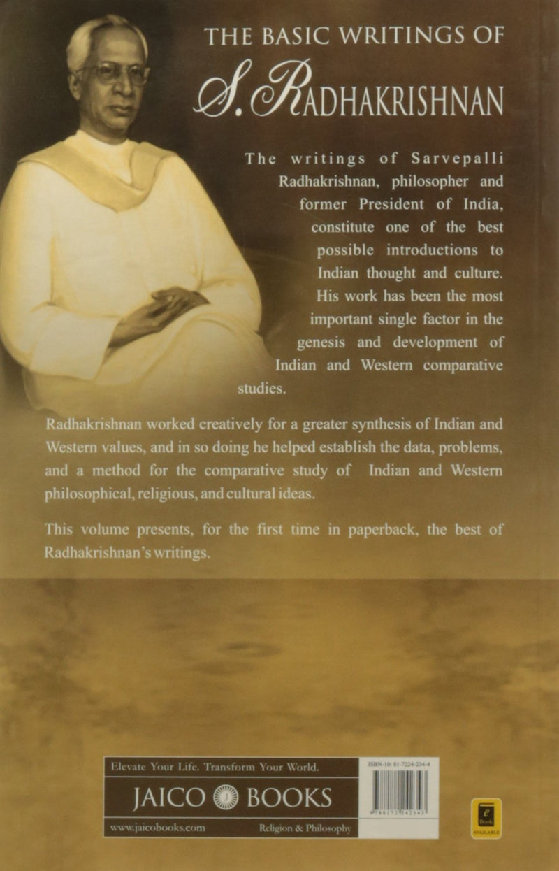 Basic Writings of S. Radhakrishnan