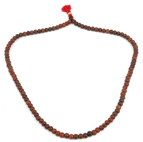 "Rose Wood Japa Mala28""L"