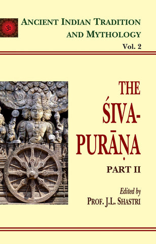 Siva Purana - 4 Volumes (English Translation)