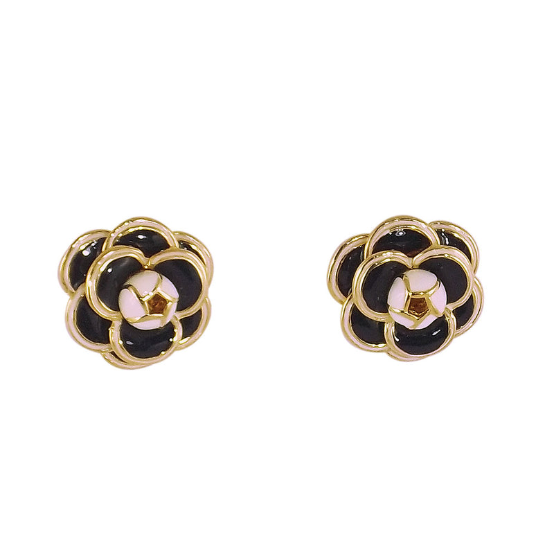 Exotic Black Rose - Tops Earrings