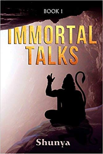 Immortal Talks- Book 1 [Paperback]
