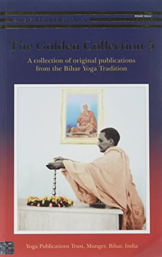The Golden Collection 5 [Paperback] Swami Satyananda Saraswati