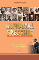 Immortal Speeches [Paperback] Harshvardhan Dutt
