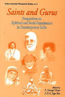 Saints and Gurus (Andhra University Philisophical Studies) [Hardcover] Victor Pasalapudi George