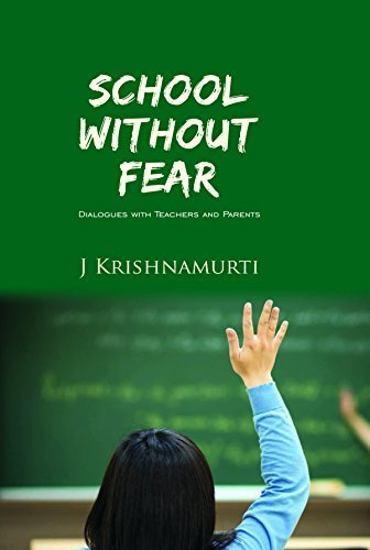 SCHOOL WITHOUT FEAR (FIRST EDITION 2016)