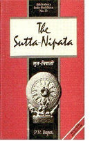 The Sutta-Nipata [Hardcover] Bapat, P. V.