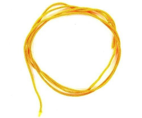 Yellow Silk Thread 10 Meters