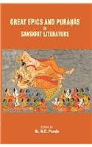Great Epics and Puranas in Sanskrit Literature (pb) [Paperback]
