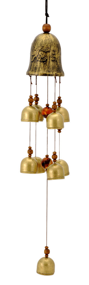 Feng Shui Nine Bell Wind Chime