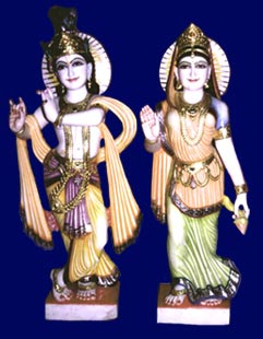Shri Radha Krishna-Eternal Love 24""
