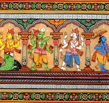 Dashavatara - Ten Incarnations of Lord Vishnu