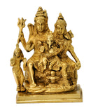 'Shiva Parivar' Lord Shiva with Family
