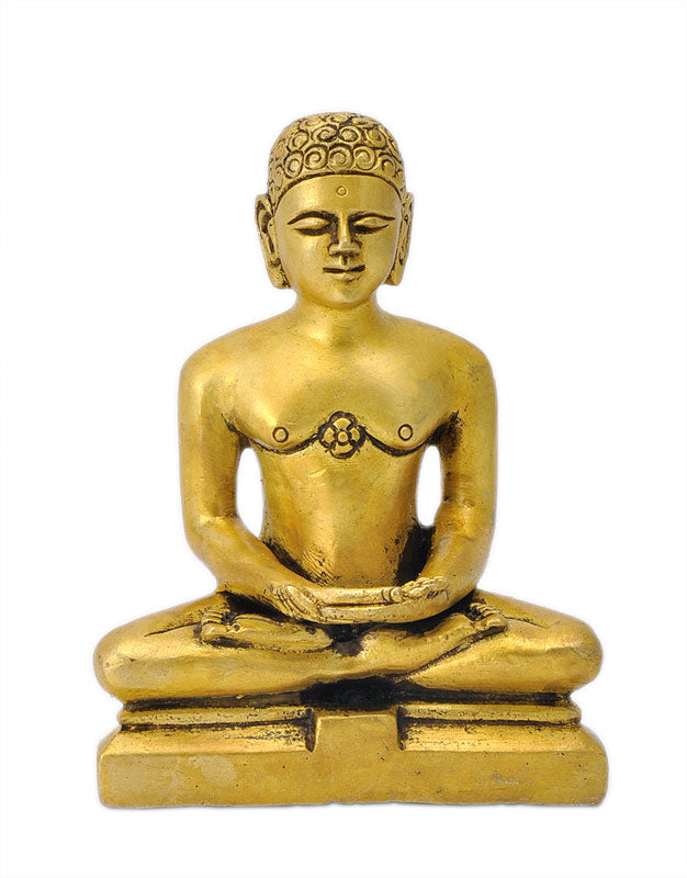 Jain Thirthankar Lord Mahavir Swami 4.75""