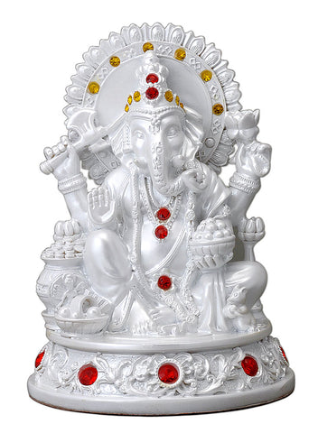 Lord Ganesha Polyresin Showpiece