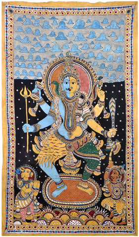 'Ardhanarishvara' The Combine Form of Shiva Shakti