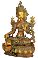 'Green Tara'  Goddess of Peace and Protection