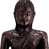 Thai Buddha - Resin Sculpture 6.5""