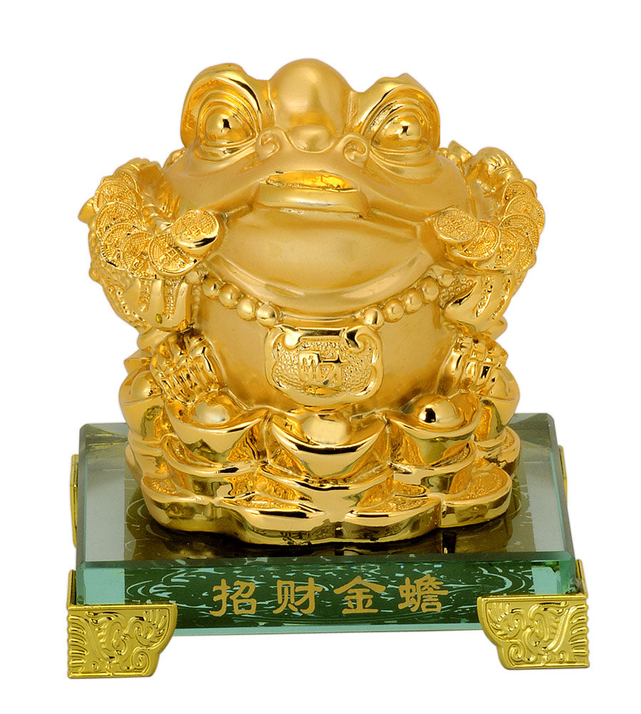 Fengshui Money Frog
