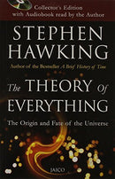 The Theory of Everything: The Origin and Fate of the Universe (Book CD) by Stephen Hawking (2008-09-15) [Paperback]