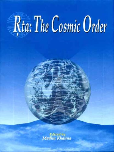 Rta:The Cosmic Order [Hardcover] Madhu Khanna