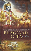 Bhagvad Gita As It Is English New Edition His Divine Grace A.C. Bhaktivedanta Swami Prabhupada