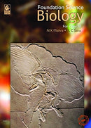Foundation Science Biology For Class - 10 [Paperback] N.K. Mishra