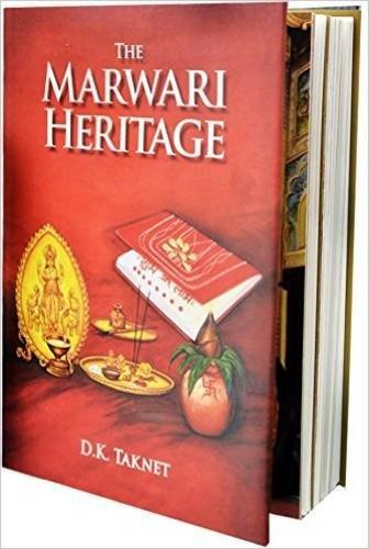 The Marwari Heritage [Hardcover] D.K. Taknet