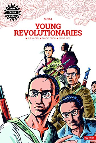 Young Revolutionaries (10049) [Paperback] Anant Pai