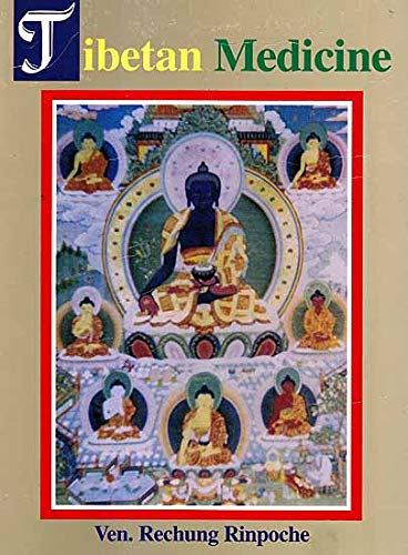 Tibetan medicine: Illustrated in original text (Indian medical science series) Translated by Ven. Rechung Rincpoche, Jampal Kunzang