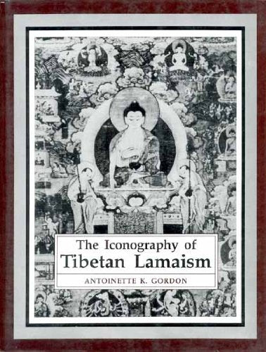 The Iconography of Tibetan Lamaism [Hardcover]