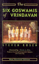 The Six Goswamis of Vrindavan