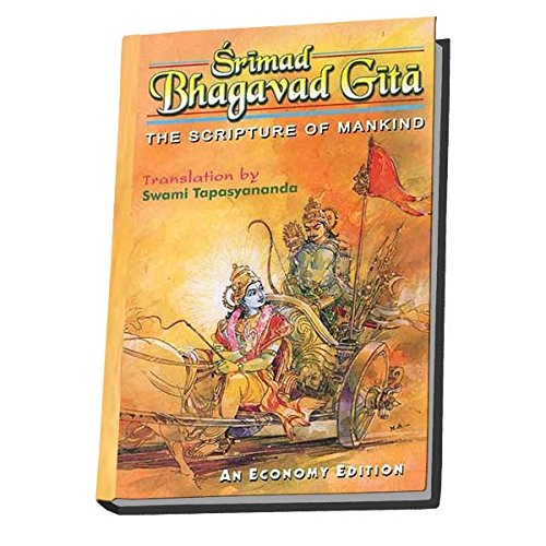 Bhagavadgita/Pocket Edition (The Scripture of Mankind) Transliterated & Translated by Swami Tapasyananda