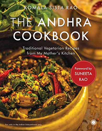 The Andhra Cookbook [Paperback]