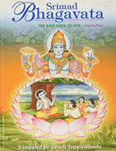 Srimad Bhagavata:The Holy Book Of God Vol 4 Skanda X1-X11 [Hardcover] Swami Tapasyananda